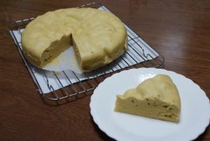150311米粉の蒸しパン