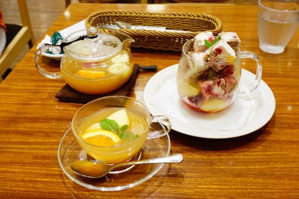 【Afternoon Tea】キューブアイスケーキ