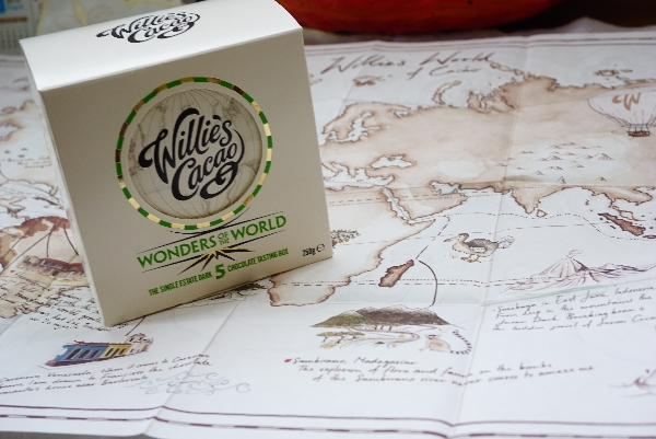【Willie's Cacao】WONDEARS OF THE WORLD5