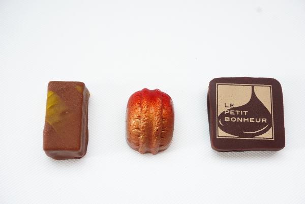 【LE PETIT BONHEUR】ボンボンショコラ・ショコラのお菓子
