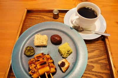 【梅園カフェ】甘味点心
