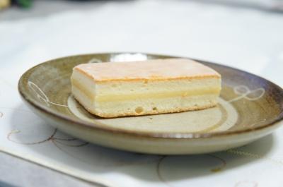 【五島軒】ホワイトチョコケーキ