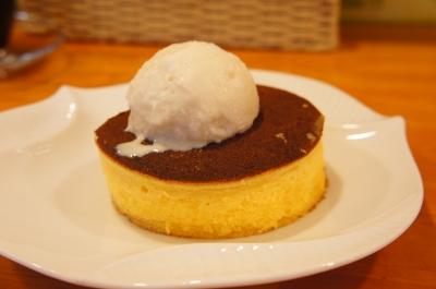 【雪ノ下工房】よつ葉クリームチーズのパンケーキ