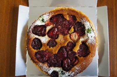 【PATISSIER eS KOYAMA】もうひとつの苺のパイ+Japon