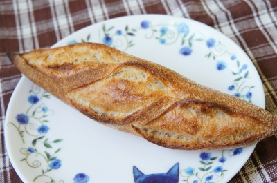 【torico】バゲット 雑穀パン サボ さつき