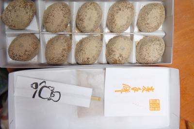 【赤福】麦手餅【朔日餅】