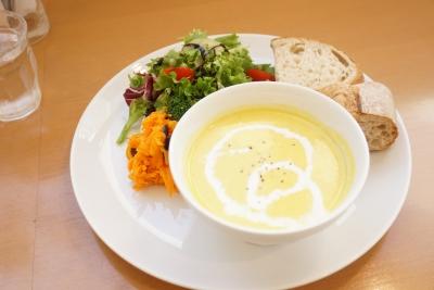 【トリトンカフェ】季節のスープランチ