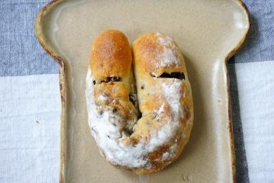 【Boulangerie Miyanaga】初めましてのミヤナガさん