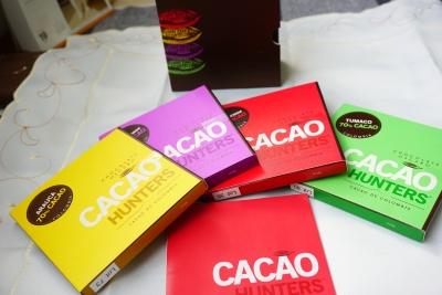 CACAO HUNTERS LIBRO