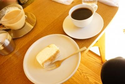 【喫茶葦島】チーズケーキ