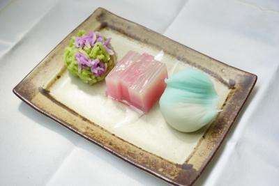 【たねや】上生菓子 惜春菓