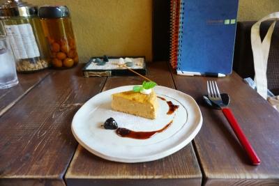 【火裏蓮花】チーズケーキ