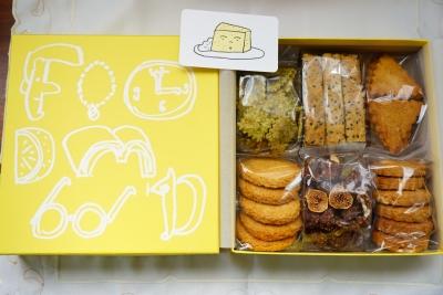 【food mood】クッキーBX