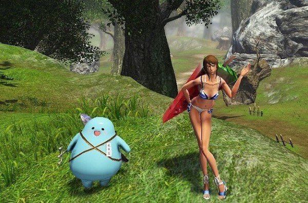基本プレイ無料の超大作ファンタジーオンラインゲーム『ドラゴンズプロフェット』 ゆるキャラ「魚心くん」と一緒に冒険しよう!TVアニメ「普通の女子校生が【ろこどる】やってみた。」とのコラボ第2弾