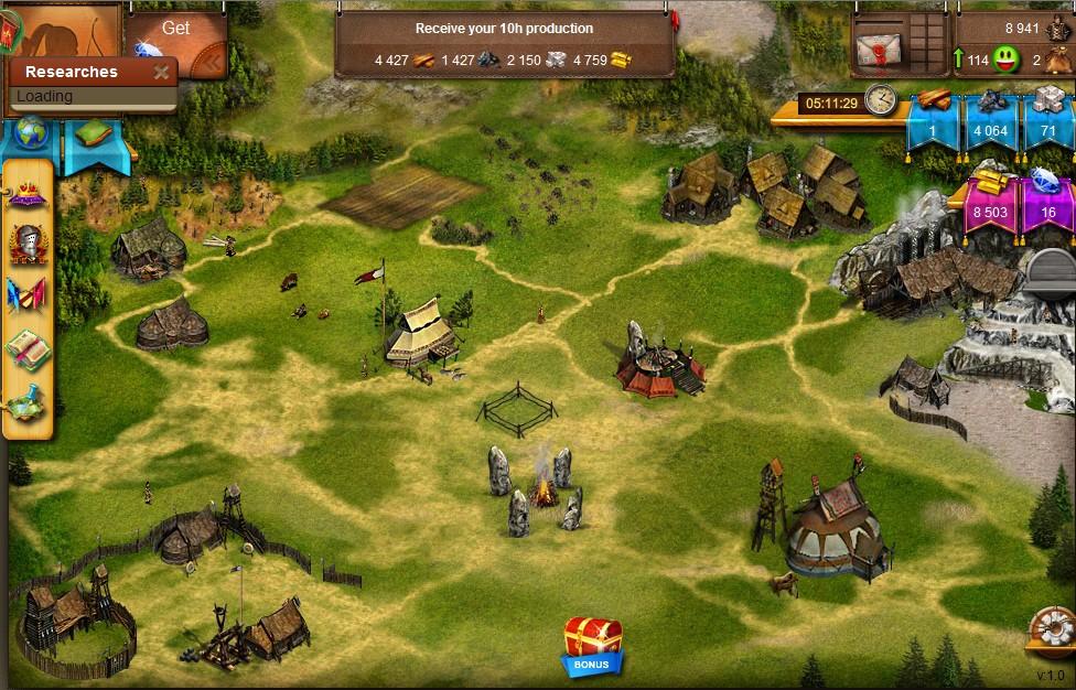 基本プレイ無料のブラウザ戦略シミュレーションゲーム 『Imperia Online(インペリアオンライン)』