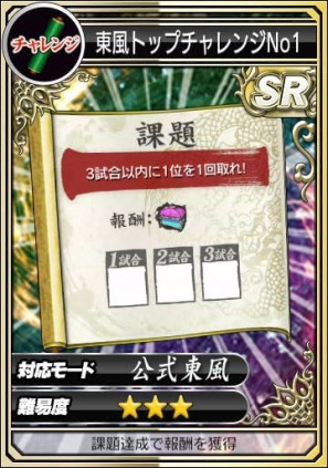 基本プレイ無料のオンライン対戦麻雀ゲーム『セガネット麻雀 MJ』SRカードを大量にGETするチャンス!「GOLDガチャSP SR確定キャンペーン」を開催