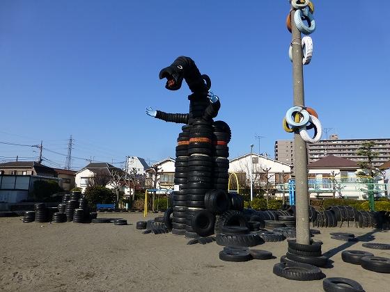 蒲田タイヤ公園_0021
