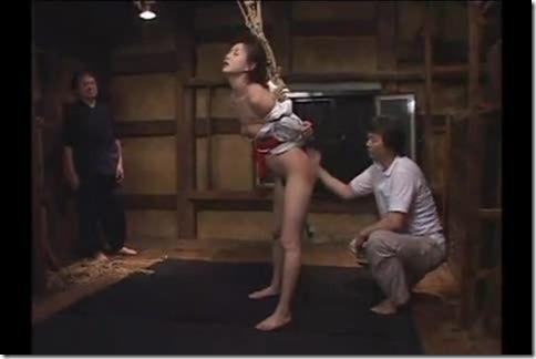 【SM緊縛エロ画像】夫婦生活夫婦の秘めごと昭和のオンナは縄化粧で健気に美しく09