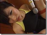 【ソフトSM緊縛エロ動画】石原さとみ似のセクシー唇のお姉さん。気づいたら拘束されて電マの洗礼05電マが敏感な部分を這い回る