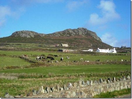 28【世界の快道でイク!西欧ウェールズ(Wales)編】『天空の城』から舞い降りたエロ美しき王女達パズーの故郷のモデルになった南ウェールズの風景