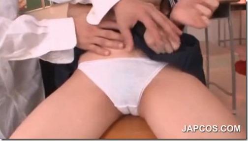 【水樹うるは;放課後の変態遊戯】黒髪美少女JKを縛ってエッチな悪戯する変態彼氏