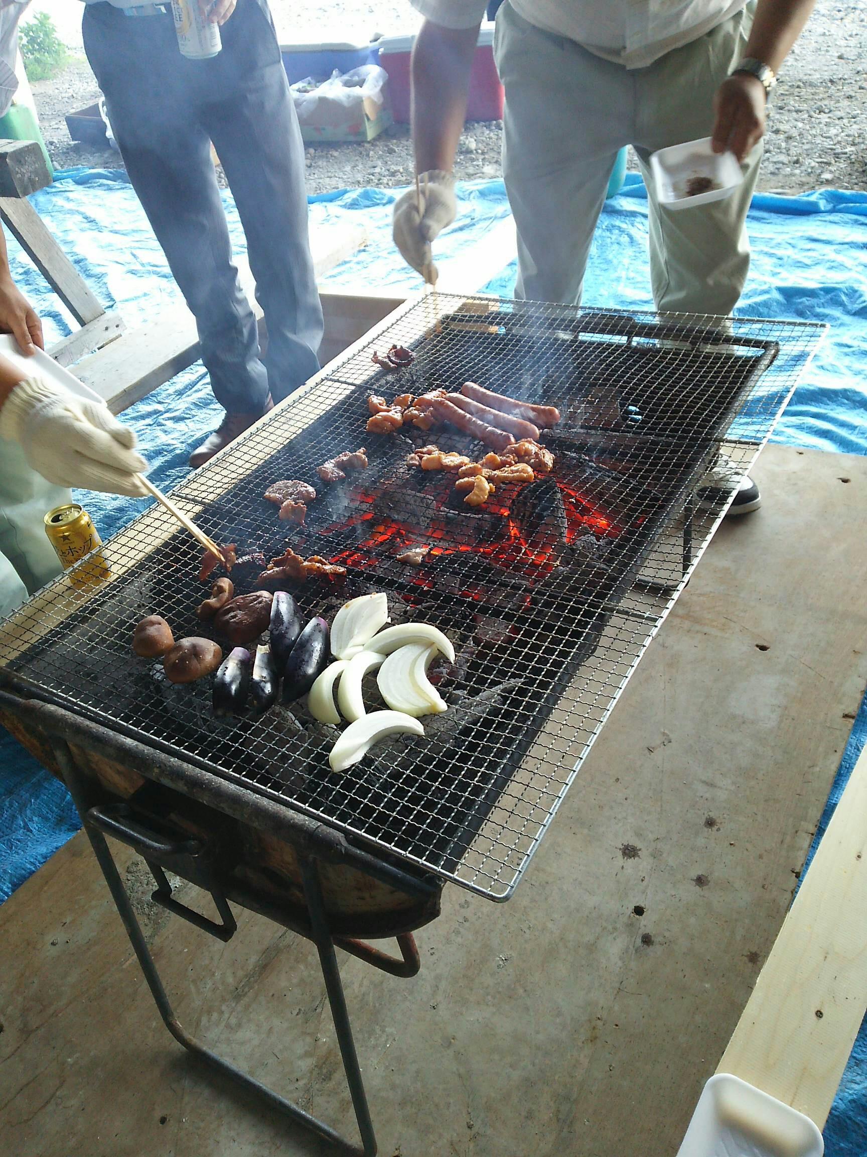 焼き肉大会