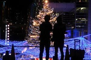 札幌の聖夜
