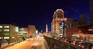 札幌の夜景その2