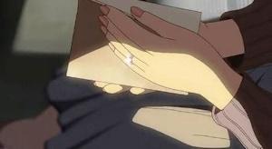 明里呪いの指環