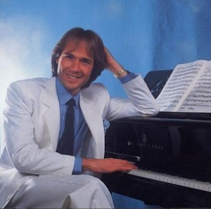 ピアノとクレイダーマン