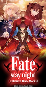 Fate stay night UBW 2nd