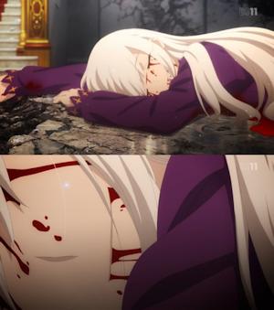 イリヤ逝く
