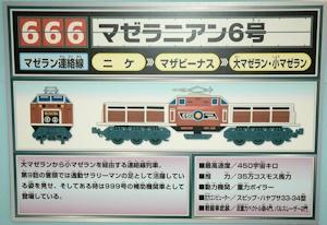 銀河鉄道666