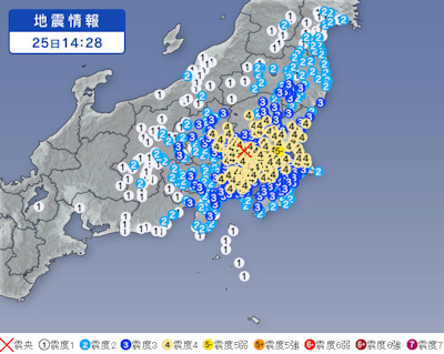 20150525の地震