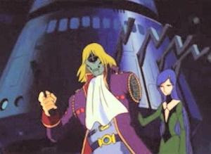 機械伯爵とリューズ