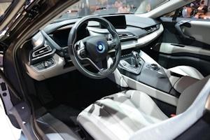 BMWのシート