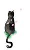猫サクラアイコン
