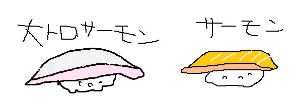 大トロサーモン