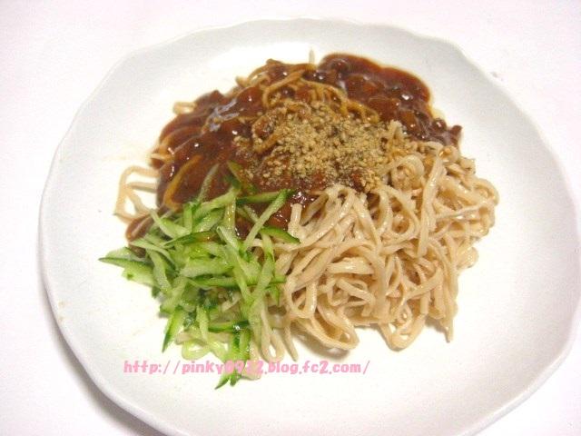 ソイドル ジャージャー麺