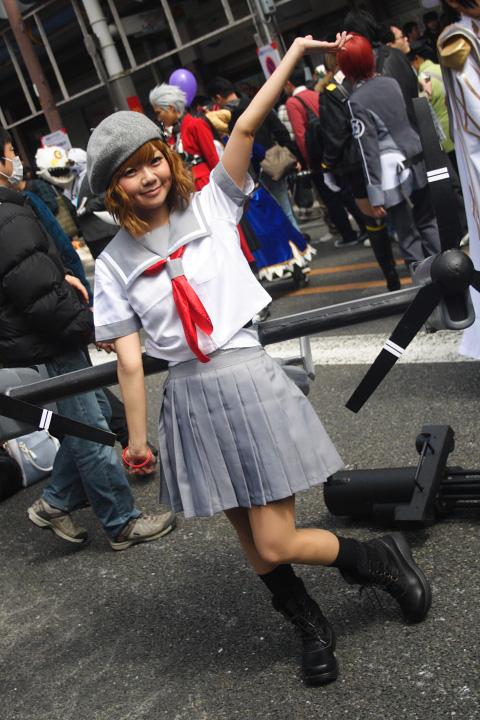 日本橋ストリートフェスタ(ストフェス)2015