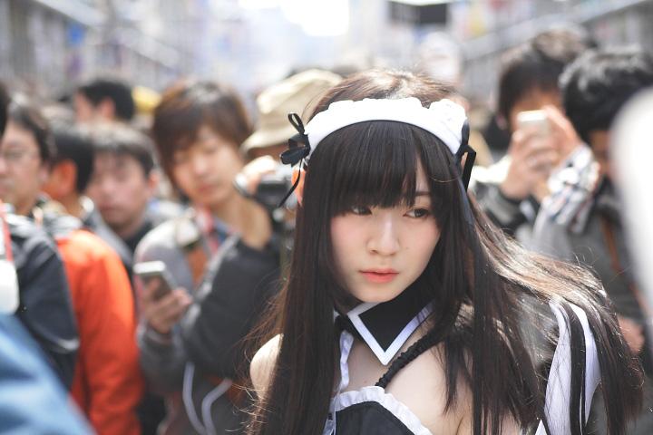 日本橋ストリートフェスタ(ストフェス)2015「近衛りこ」さん