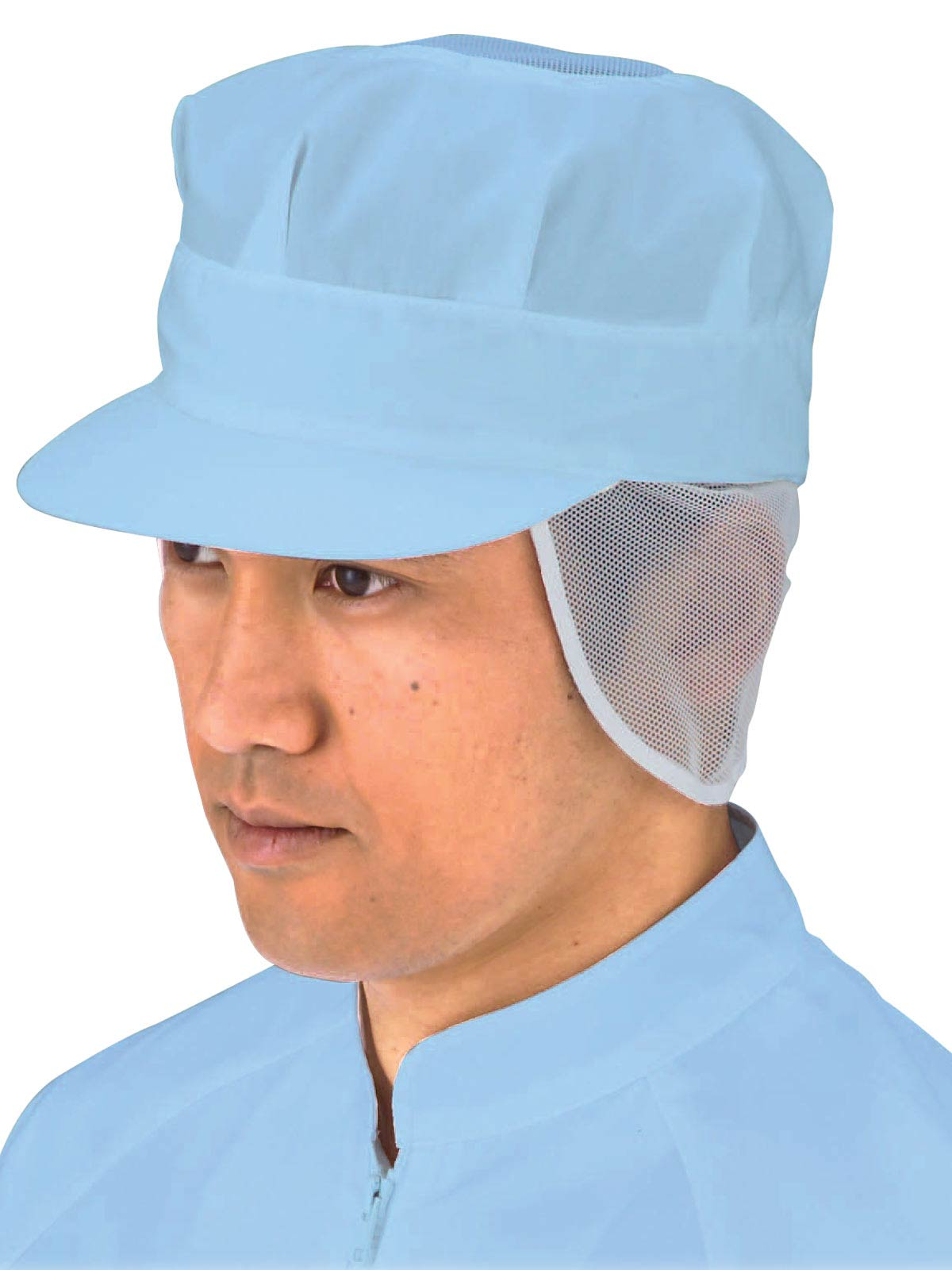 八角帽子 SK57 2.サックス