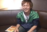 ゲイ動画:エロカワスリム男子のビンビン勃起セックス !!