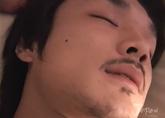 ゲイ動画:男前体育会の筋肉體が美味しそう !! (濃厚射精編)