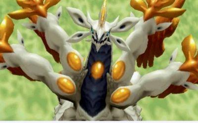 世界樹と不思議のダンジョン クリア後 第10迷宮ボス 虚空を統べる仙獣