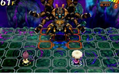 世界樹と不思議のダンジョン 第11迷宮 ボス