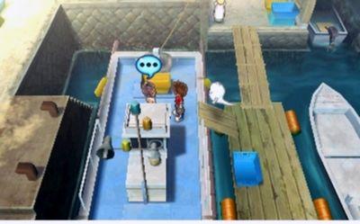 妖怪ウォッチ2 攻略 クエスト 「船釣りに挑戦!」 船釣りに行けるように