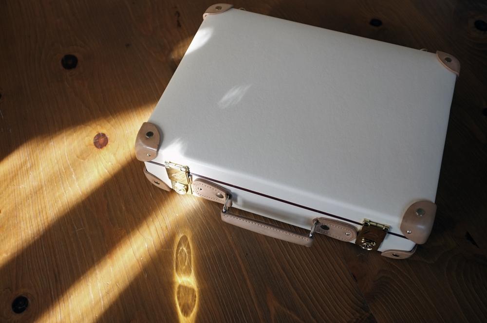 まいにち使うもの:グローブトロッターのアタッシュケース