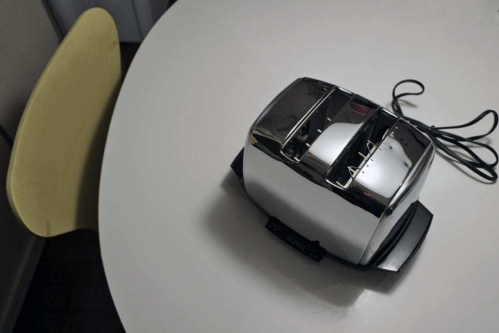 まいにち使うもの:サンビーム社のクラシック・トースター