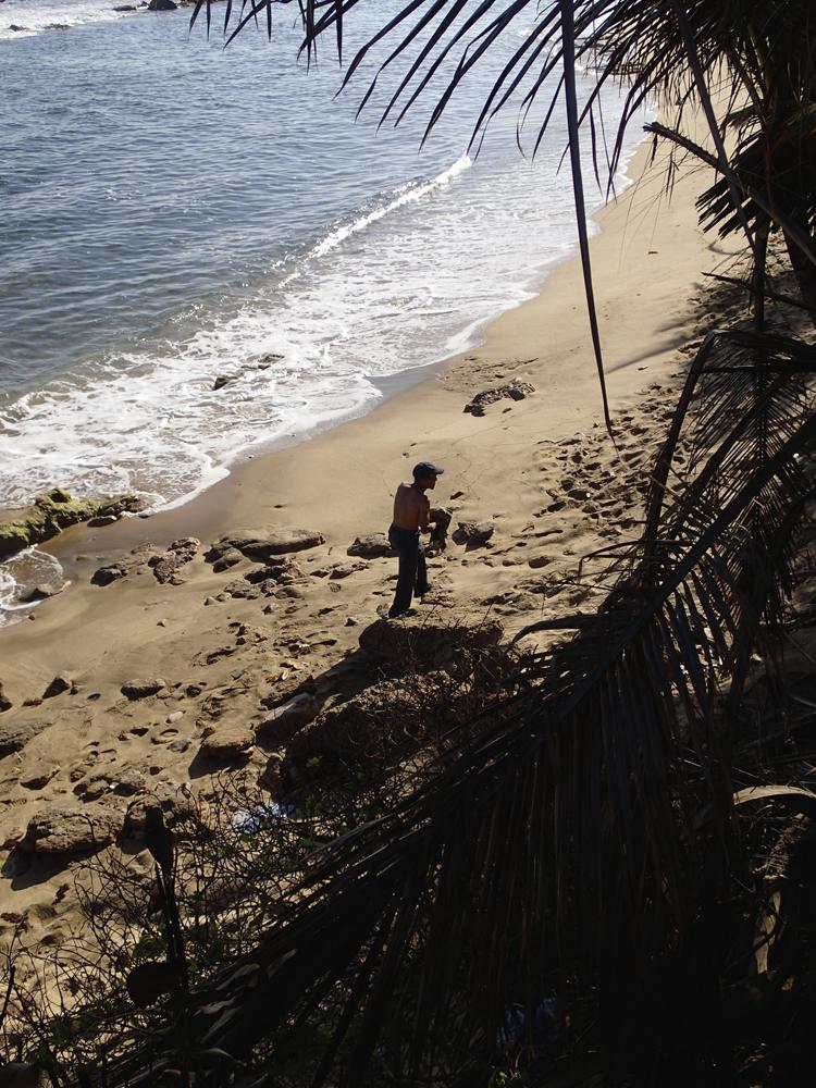 第274話 オールド・サンファン(7)海沿いにホテルまで歩く(2013年、プエルトリコ)